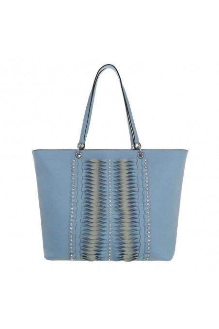 Damen Shopper - celeste