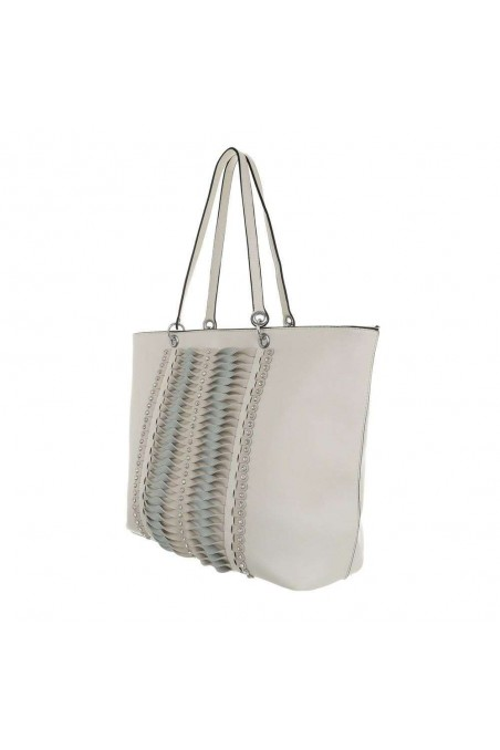 Damen Shopper - beige