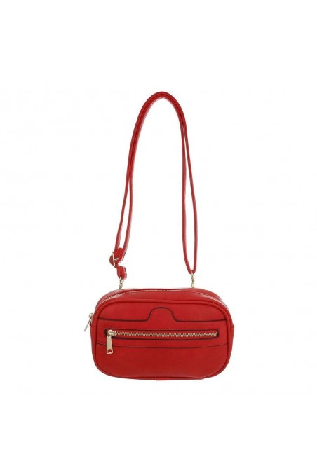 Damen Gürteltasche - red