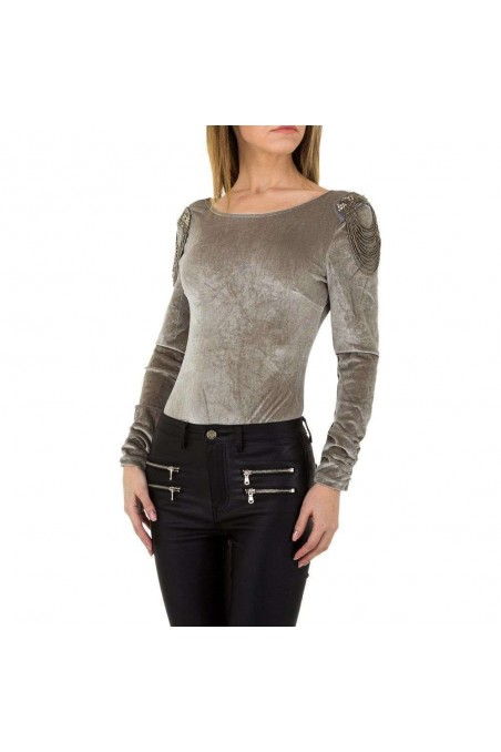 Damen Body von Emmash Paris - grey