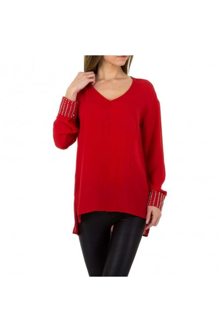 Damen Bluse von Emmash Paris - winered