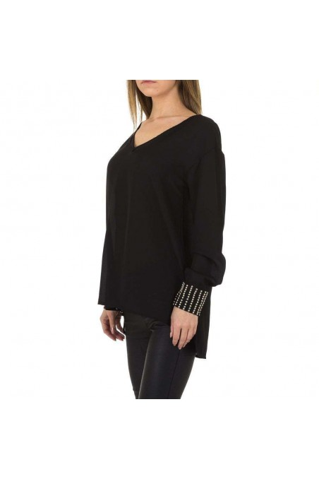 Damen Bluse von Emmash Paris - black