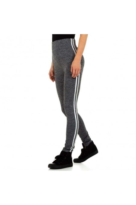 Damen Leggings von Holala Gr. One Size - silver