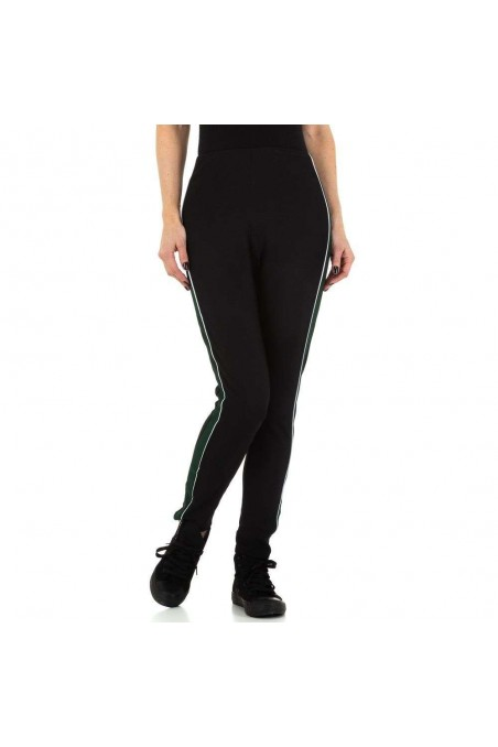 Damen Leggings von Holala - green