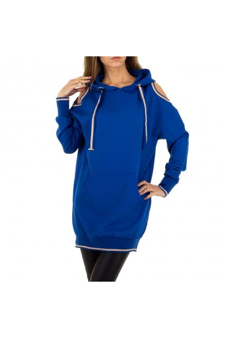 Damen Pullover von Emma&Ashley Design - royalblue