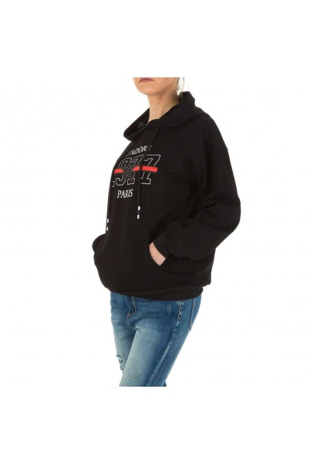 Damen Sweatshirt - black
