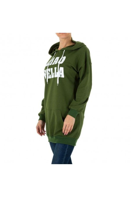 Damen Sweatshirt - green