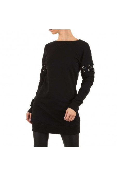 Damen Pullover von Emma&Ashley - black