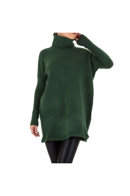 Damen Pullover von SHK Paris Gr. One Size - G.green