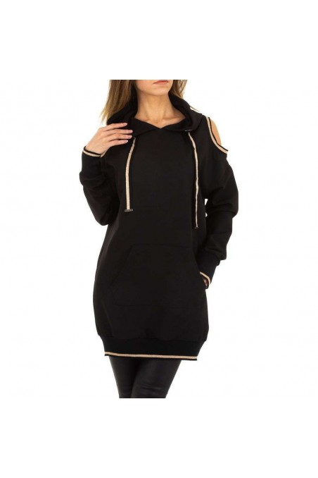 Damen Pullover von Emma&Ashley Design - black