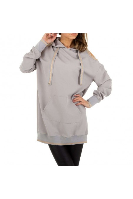 Damen Pullover von Emma&Ashley Design - grey