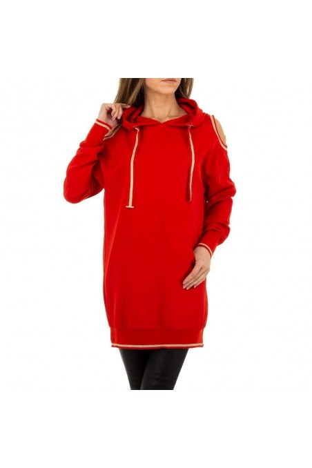 Damen Pullover von Emma&Ashley Design - red