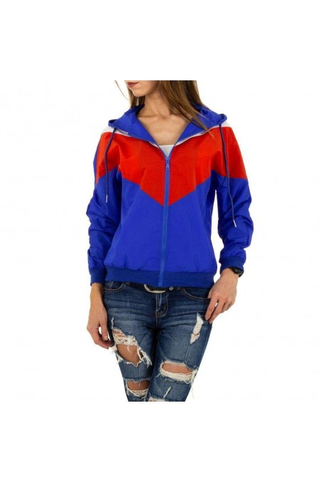 Damen Jacke von Emma&Ashley Design - royalblue