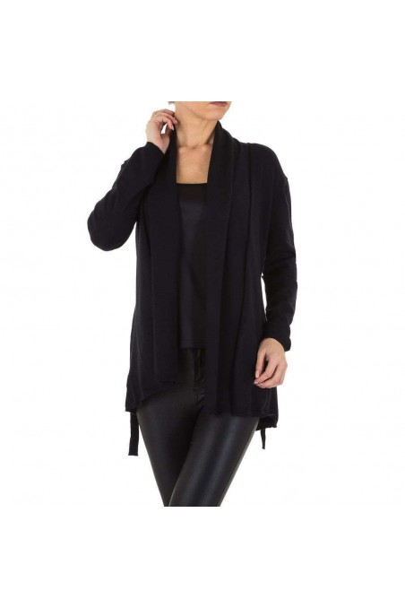 Damen Strickjacke von Emmash Paris Gr. One Size - black