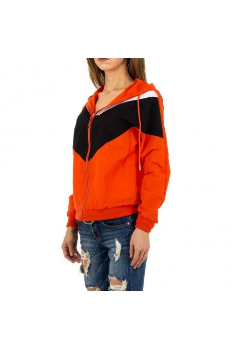 Damen Jacke von Emma&Ashley Design - red