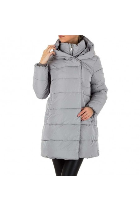 Damen Mantel von Emmash - grey