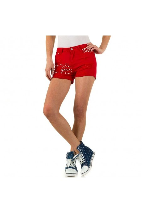 Damen Shorts von Noemi Kent - red