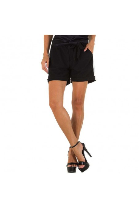 Damen Shorts von Holala - blackwhite