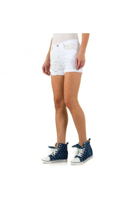 Damen Shorts von Noemi Kent - white