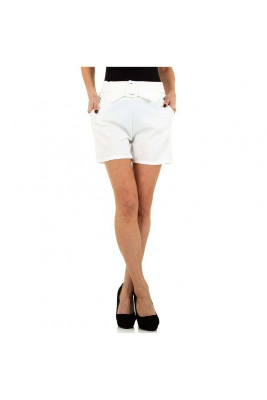 Damen Shorts von Holala - white