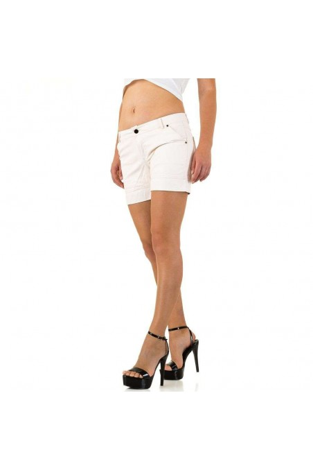Damen Shorts - white