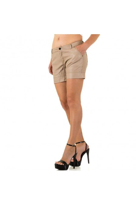 Damen Shorts - beige