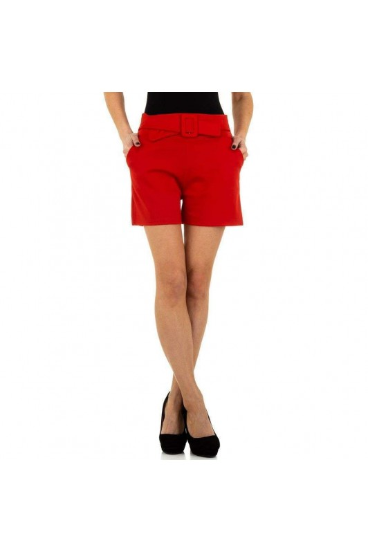 Damen Shorts von Holala - red
