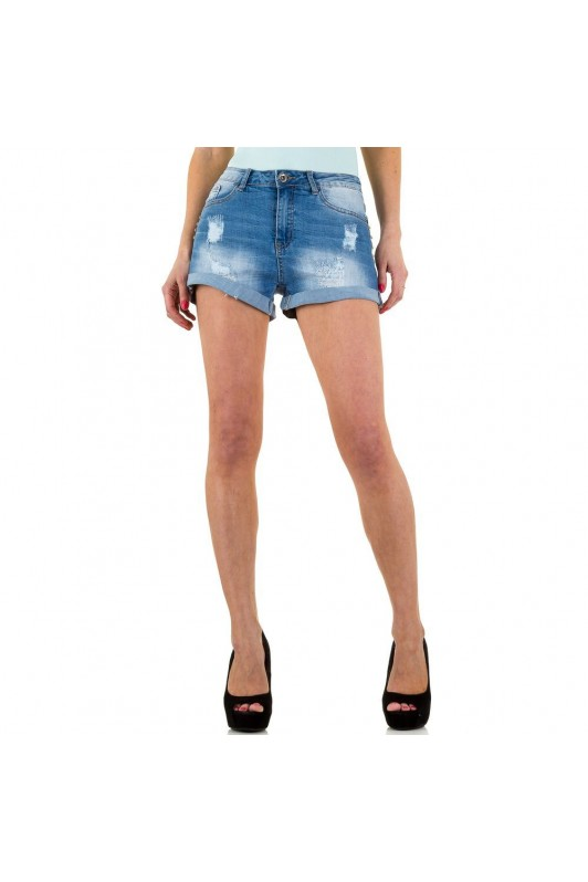 Damen Shorts von Naumy Jeans - blue