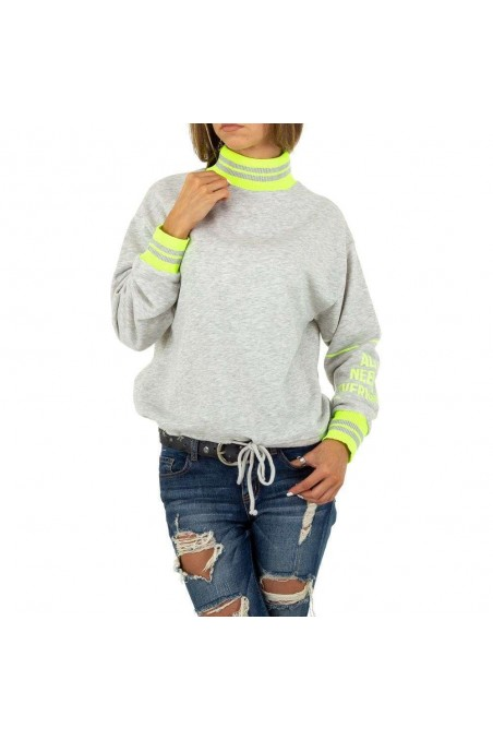 Damen Sweatshirt von Acos - grey