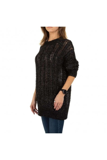 Damen Pullover von Emma&Ashley Gr. One Size - black