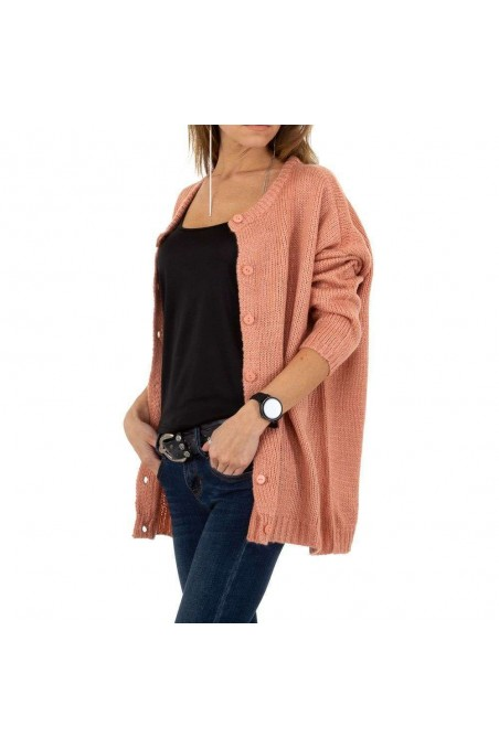 Damen Strickjacke von JCL - rose