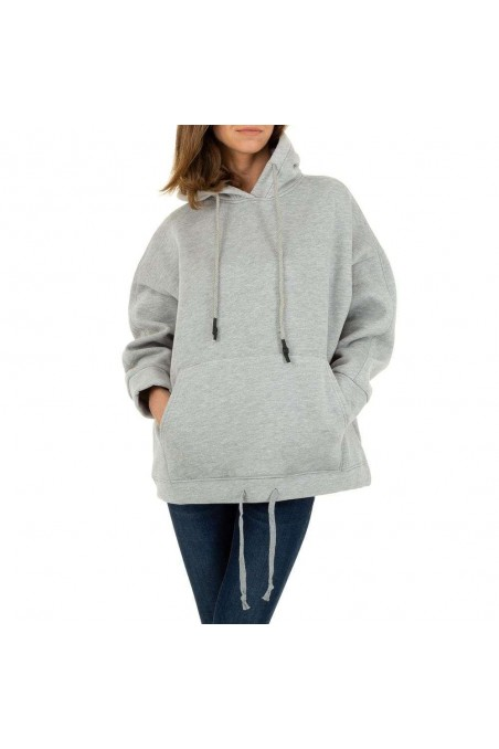Damen Sweatshirt von Emma&Ashley - grey