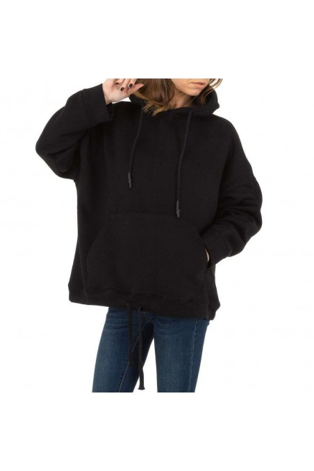 Damen Sweatshirt von Emma&Ashley - black