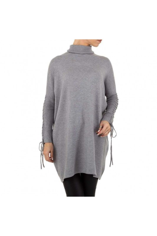 Damen Pullover von SHK Paris Gr. One Size - grey