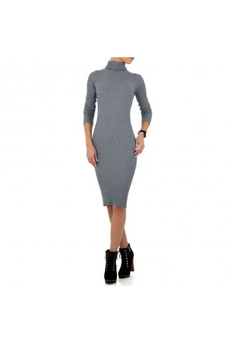 Damen Kleid von SHK Paris Gr. One Size - grey