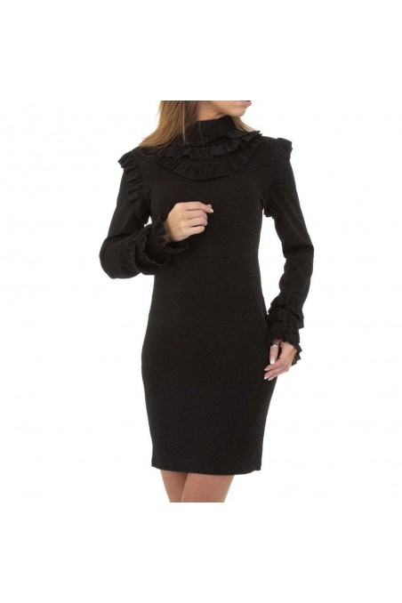 Damen Kleid von Emma&Ashley Design - black
