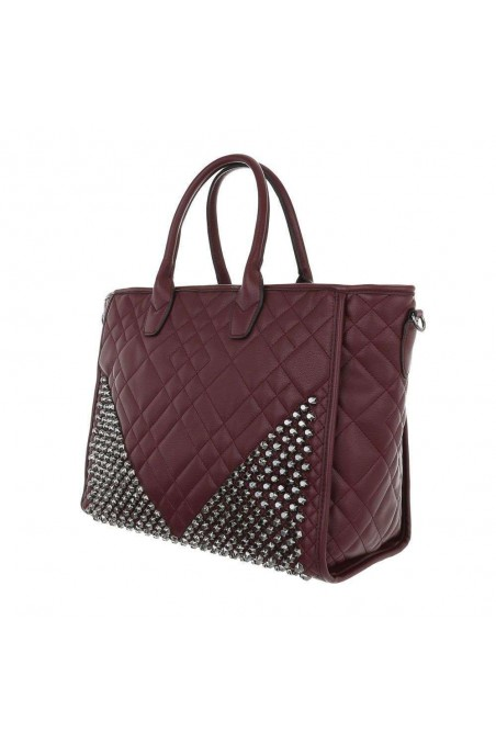 Damen Shopper - wine