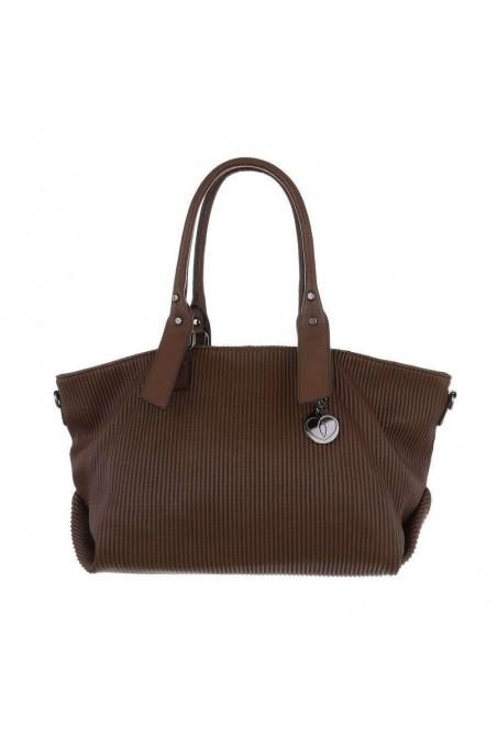 Damen Shopper - brown
