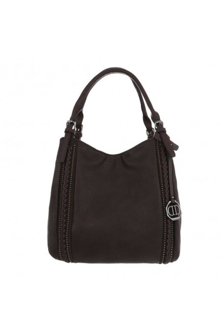 Damen Shopper - coffee