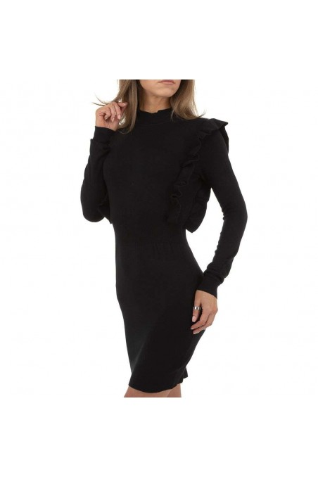 Damen Kleid von SHK Paris Gr. One Size - black