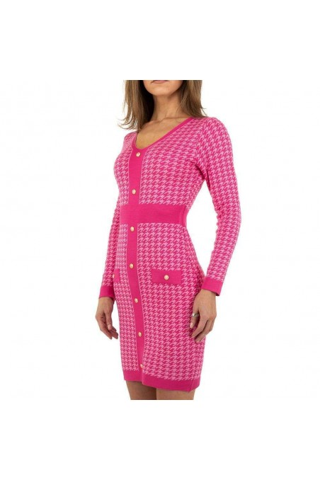 Damen Kleid von Emma&Ashley Design - pink