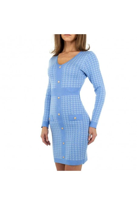 Damen Kleid von Emma&Ashley Design - blue