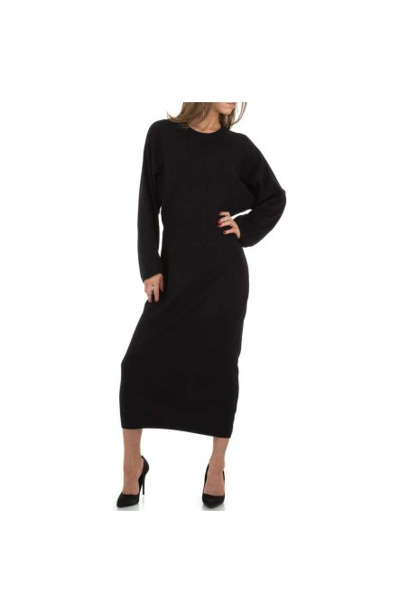 Damen Kleid von JCL Gr. One Size - black
