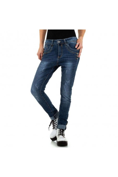 Damen Jeans von Jewelly Jeans - blue