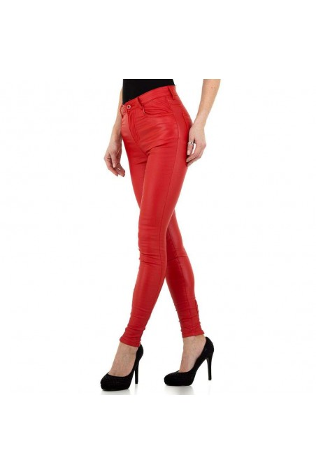 Damen Hose von Naumy Jeans - red