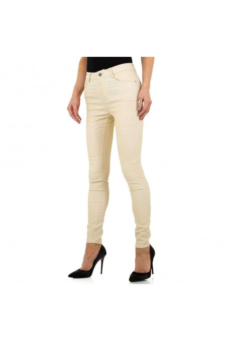 Damen Hose von Naumy Jeans - cream
