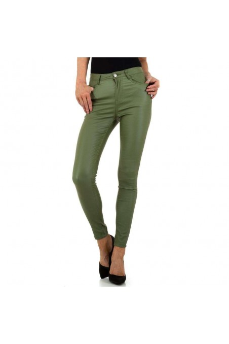 Damen Hose von Naumy Jeans - green