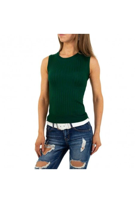 Damen Top von JCL Gr. One Size - green