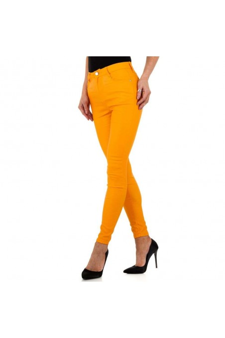 Damen Hose von Naumy Jeans - orange