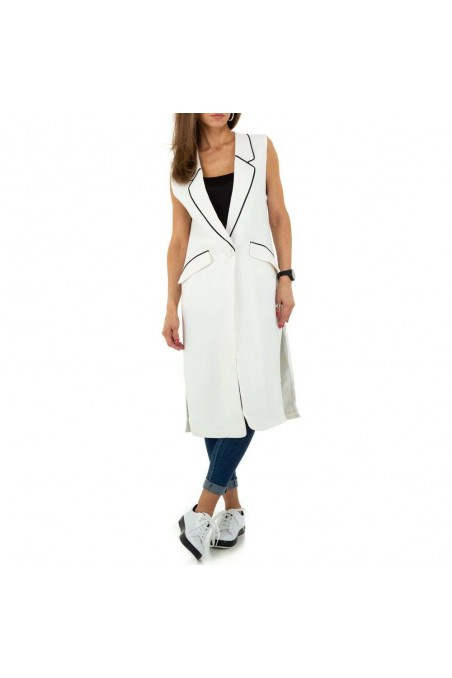 Damen Jacke von Whoo Fashion - white